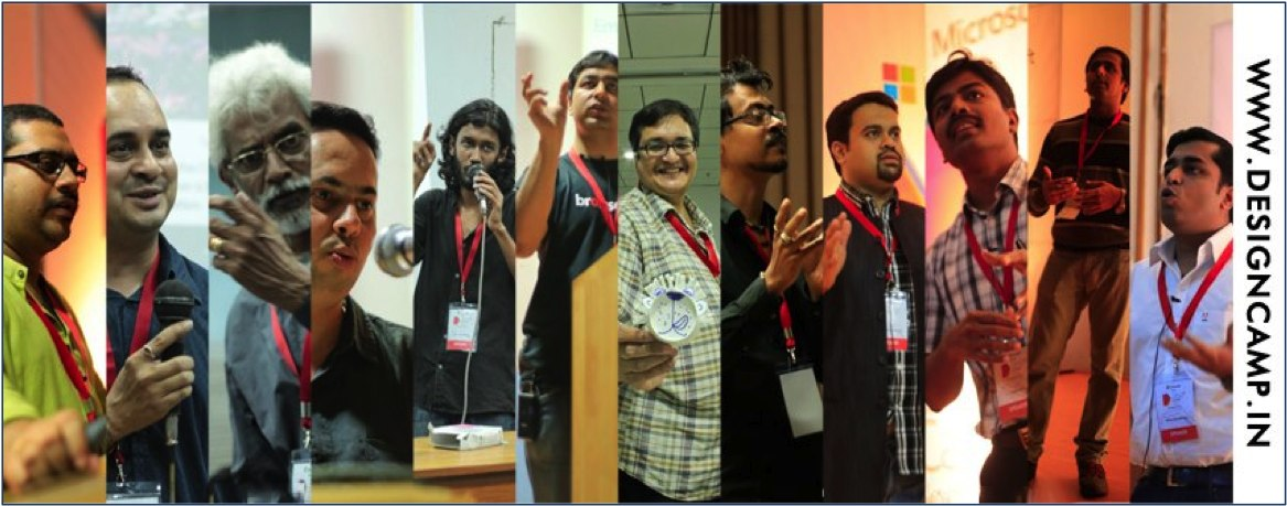 Design Camp India Speakers