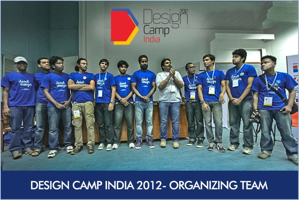 Design Camp India Planning Team