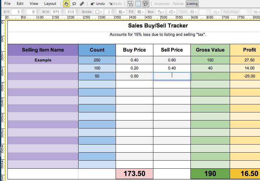 Protoshare Tip Adding A Google Drive Spreadsheet