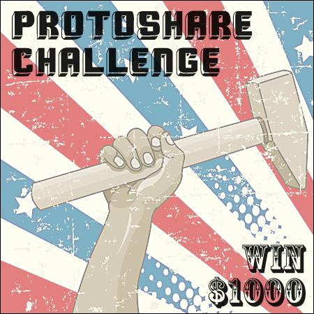 $1,000 ProtoShare Challenge
