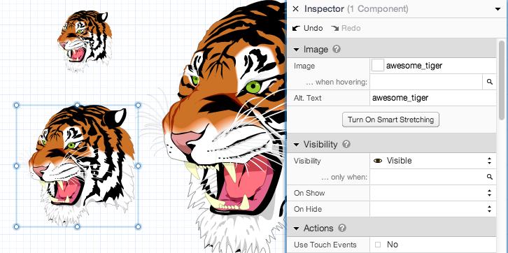 SVG Tiger